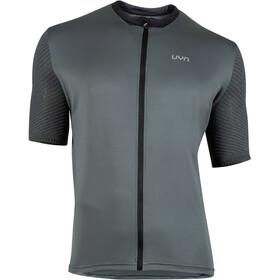 UYN Activyon MTB OW Shirt met Doorlopende Rits Heren, iron
